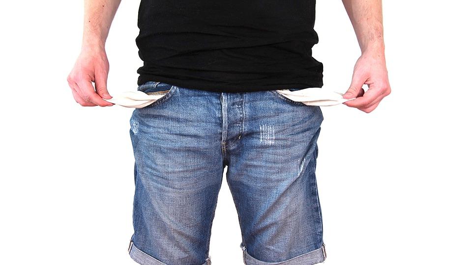 Rondkomen met weinig geld